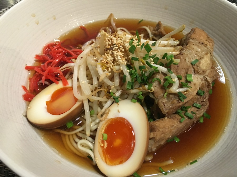 Out In Brum - Tim Anderson - Ramen