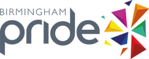 Out In Brum - Birmingham Pride 2016 Logo