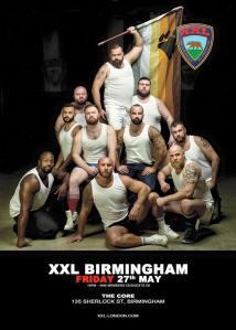Out In Brum - Birmingham Pride 2016 - XXL