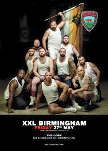 Out In Brum - Birmingham Pride 2016 - XXL