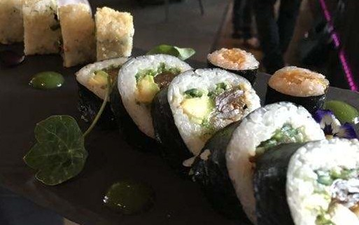 Out In Brum - Rofuto - Sushi
