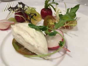 Out In Brum - Opus Restaurant Friday Night Deal - Goats Cheese