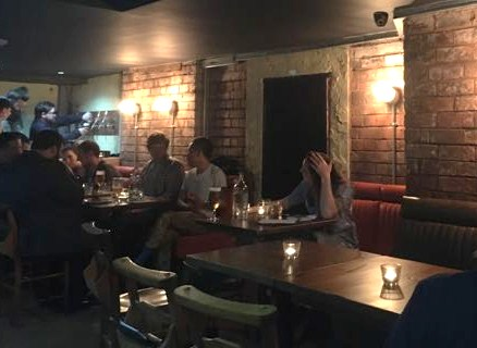 Out In Brum - Peel and Stone Harborne - Basement Bar