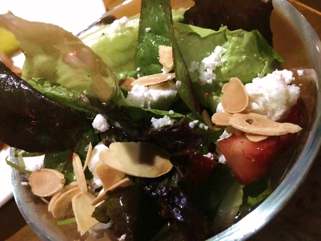 Out In Brum - Peel and Stone Harborne - Salad