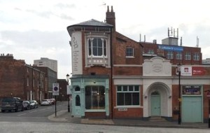 Out In Brum - Pig & Tail - Exterior
