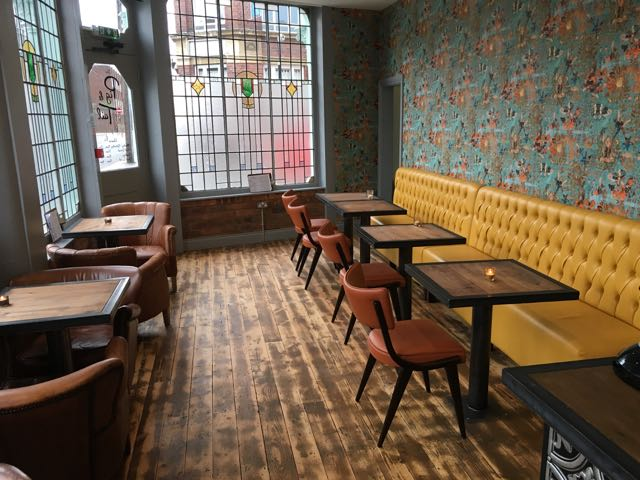 Out In Brum - Pig & Tail - Interior