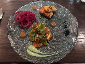 Out In Brum - Canal Square - Paneer Starter