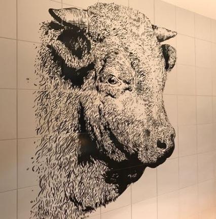 Out In Brum - Harborne Kitchen - Bull