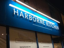 Out In Brum - Harborne Kitchen - Sign