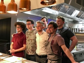 Out In Brum - Harborne Kitchen - The Team