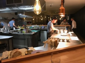Out In Brum - Harborne Kitchen - The Pass