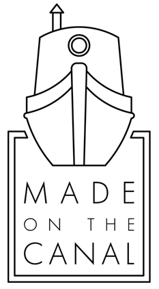 Out In Brum - Made On The Canal - Logo