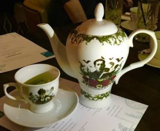 Hendrick's Gin Tea Pot at Bar Opus
