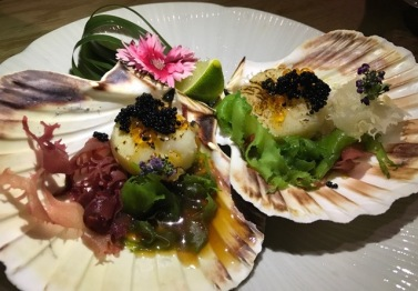 Out In Brum - Rofuto - Scallops