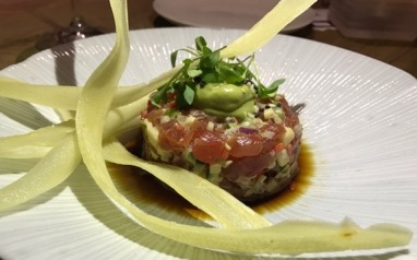 Out In Brum - Rofuto - Tuna Tartare