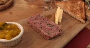 Out In Brum - Butlers Arms - Ham Hock