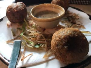 Out In Brum - Cheval Blanc - Arancini