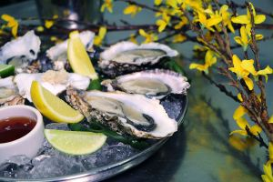 Out In Brum - Opus - Oysters 2