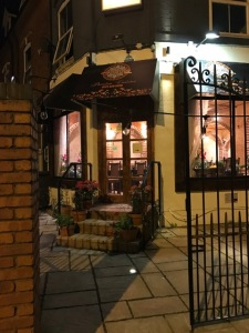 Out In Brum - Paprika Grill Bearwood - Exterior