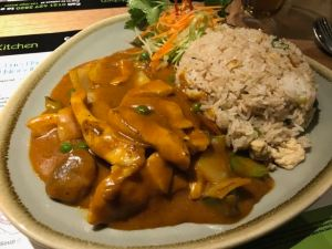 Out In Brum - Wok Chi - Chicken Curry