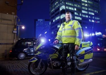 Out In Brum - PC David Humpherson - Taxi Cop