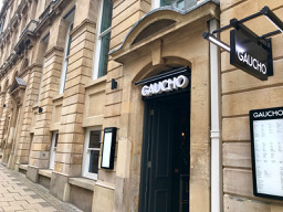 Out In Brum - Gaucho Brunch - Exterior