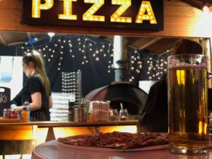 Out In Brum - City Social - Pizza Traders