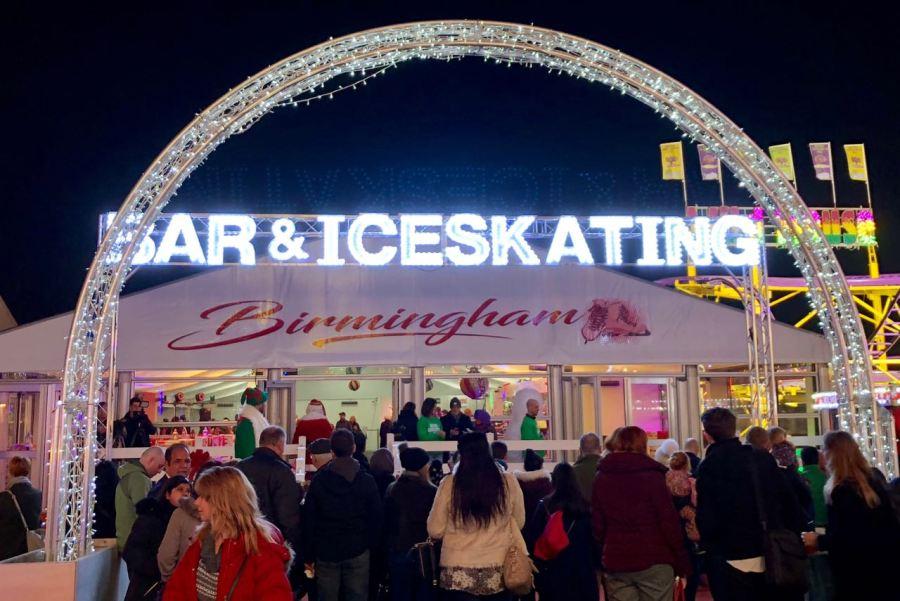 Out In Brum - East Side Skate Birmingham - Skating Rink
