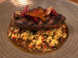 Out In Brum - Tom's Kitchen - Lamb Steak