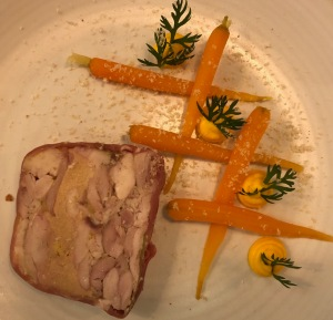 Out In Brum - Tom's Kitchen - Rabbit Terrine