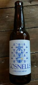 Out In Brum - The Vanguard - Gosnells Citra Sea Mead