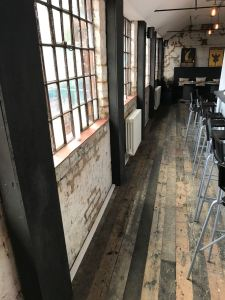 Out In Brum - The Vanguard - Interior