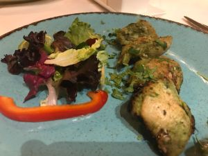 Out In Brum - Tiffin - Tiffin Starter