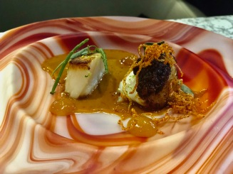 Out In Brum - Nocturnal Animals - Scallop