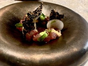 Out In Brum - Nocturnal Animals - Tuna Tartare