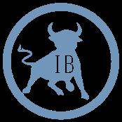 IB Independent Birmingham Bull Logo