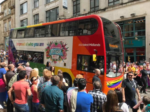 Birmingham Pride 2019 has No Outsiders | OUT IN BRUM