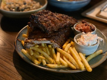 Out In Brum - Brewer's Social Harborne - Food - Ribs
