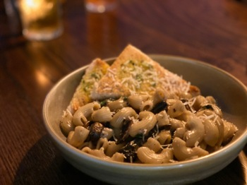 Out In Brum - Brewer's Social Harborne - Food - Truffle Mac n Cheese
