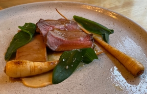 Out In Brum - Salt Stratford-upon-Avon - Lamb