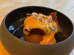Out In Brum - Salt Stratford-upon-Avon - Pumpkin and Chocolate